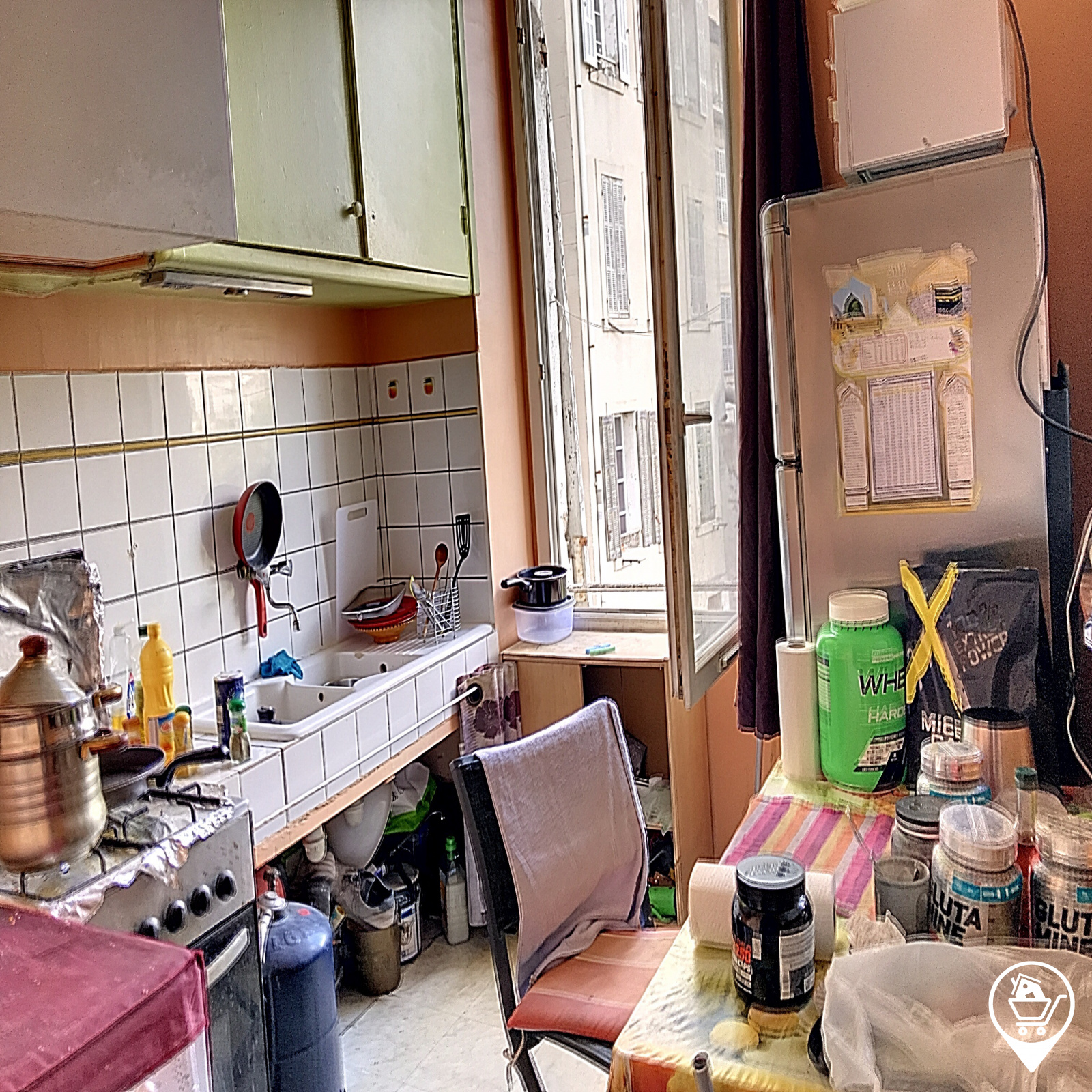 Image_, Appartement, Marseille, ref :DVAP160000299d